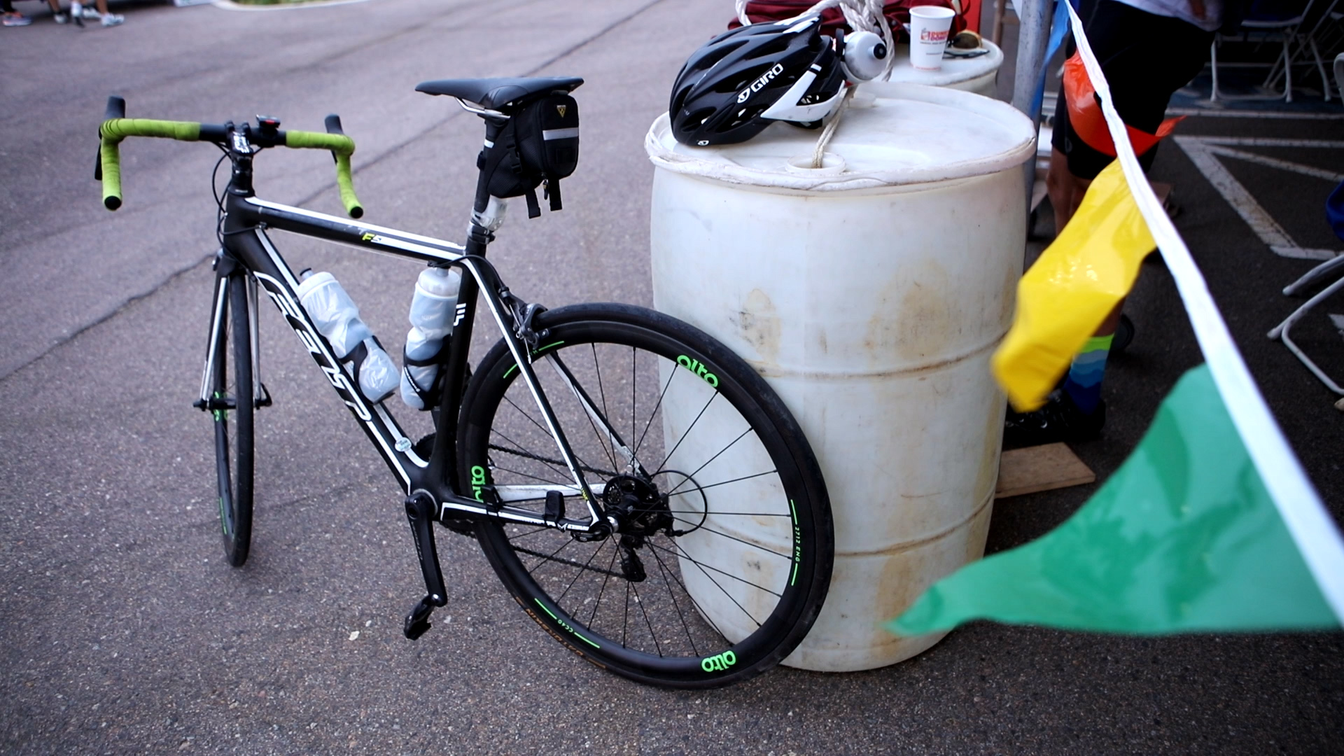 Craig Hospital Spinal Cord Injury and Traumatic Brain Injury Patient Brian Roders' Bike