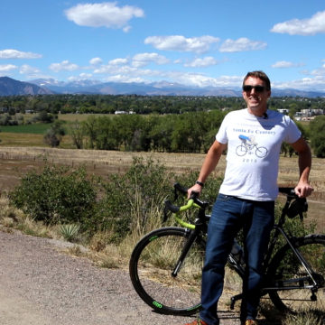 Brian Roders Participating in Pedal4Possible Following Spinal Cord Injury and Traumatic Brain Injury Recovery at Craig Hospital