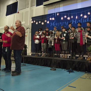 Craig Hospital Holiday Music Program with Arapahoe High School Choir