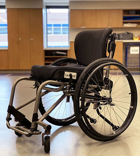 Craig Hospital Wheelchair