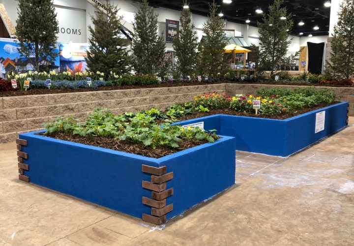 Colorado Garden Foundation's Garden & Home Show features first ever accessible garden design