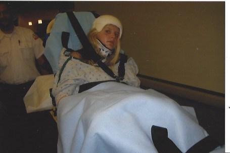 Jeanie Sederberg in Rehabilitation For Traumatic Brain Injury at Craig Hospital