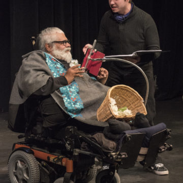 Craig Hospital and Phamaly Theatre Company partnership re-envisions disability through lens of professional theatre.