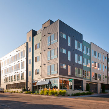Peter Kudla's development at 1100 E. Girard is used for Craig Hospital Family Housing