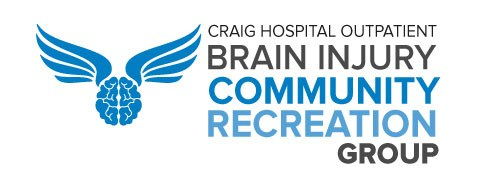 Outpatient Brain Injury Community Recreation Group at Craig Hospital Logo