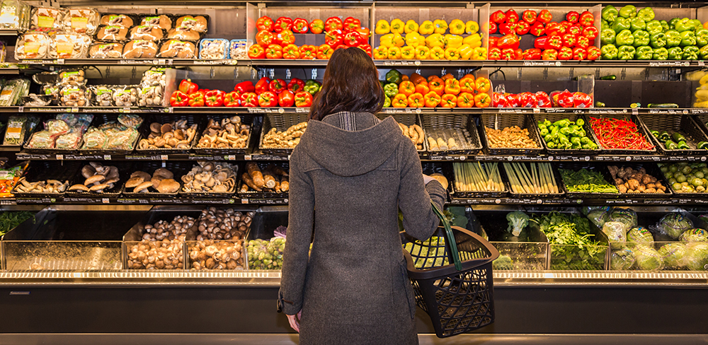 How to shop for perishable food COVID-19