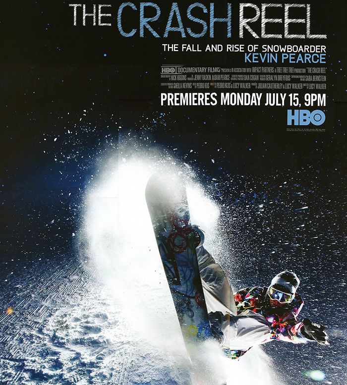 Craig Hospital in HBO documentary Crash Reel with Kevin Pearce