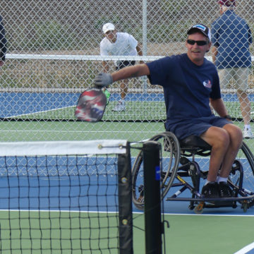 The Pickleball For Heroes Tournament at the Apex Courts in Arvada will benefit Operation TBI Freedom