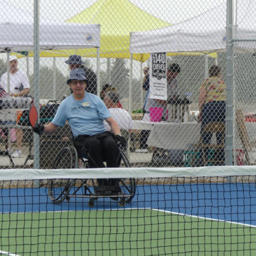 Pickleball for Heroes 2018 in Arvada Colorado to raise money for Operation TBI Freedom
