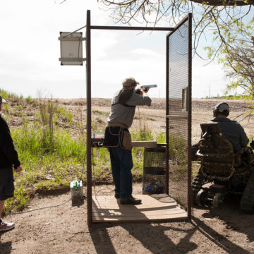 Belair Sitework Services Sporting Clays Shoot  benefiting Craig Hospital 2018