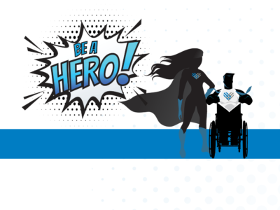 Be a hero for Craig Hospital on Giving Tuesday, November 28, 2017
