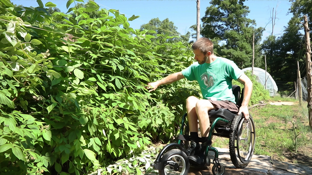 Dan Dean, Returning to Life After Spinal Cord Injury Back on the Windberry Farm