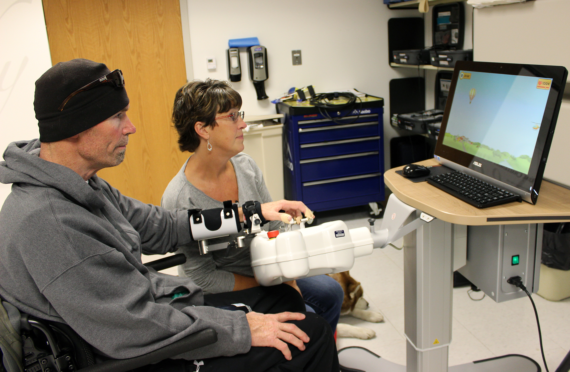 occupational therapy assistive technology assessment