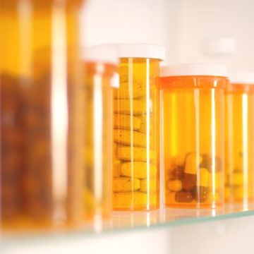 Craig Hospital encourages the appropriate disposal of prescription medications.
