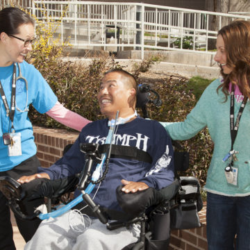 For People With Spinal Cord Injuries >> Spinal Cord Injury Rehabilitation Craig Hospital