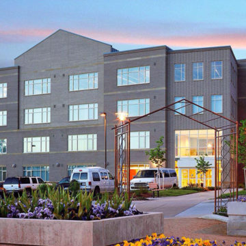Family Housing For Traumatic Brain Injury (TBI) and Spinal Cord Injury (SCI) Patients at Craig Hospital in Denver, Colorado