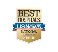 Craig Hospital, US News & World Report, Top Ten Rehab Center consecutively since 1990