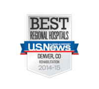 US News and Word Report | Craig Hospital Ranked #3 Best Hospital in Denver
